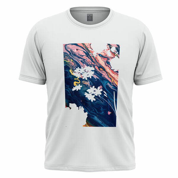 Abstract Flower - CT51