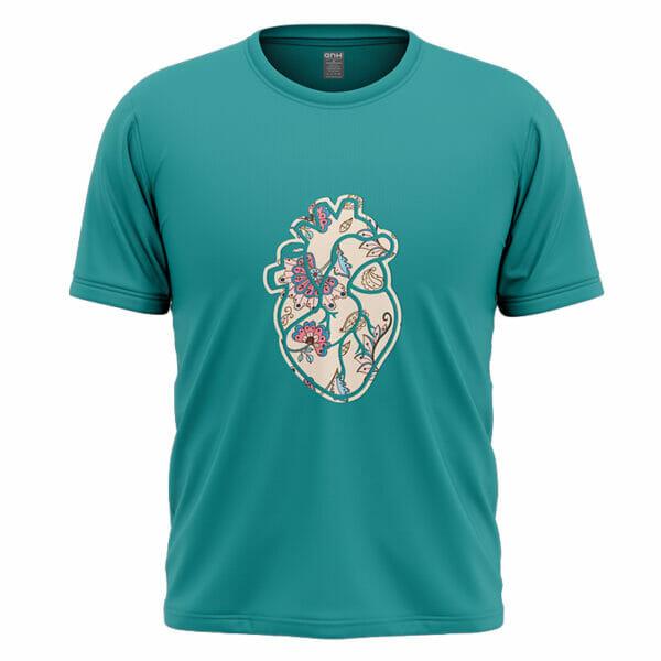Batik Heart - CT51