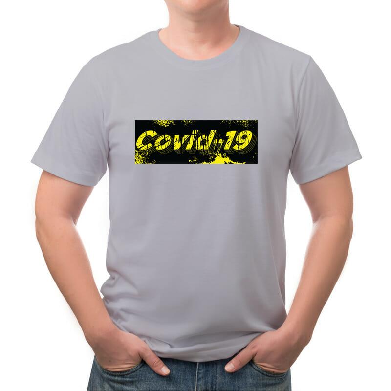 Covid-19 Black - CT51