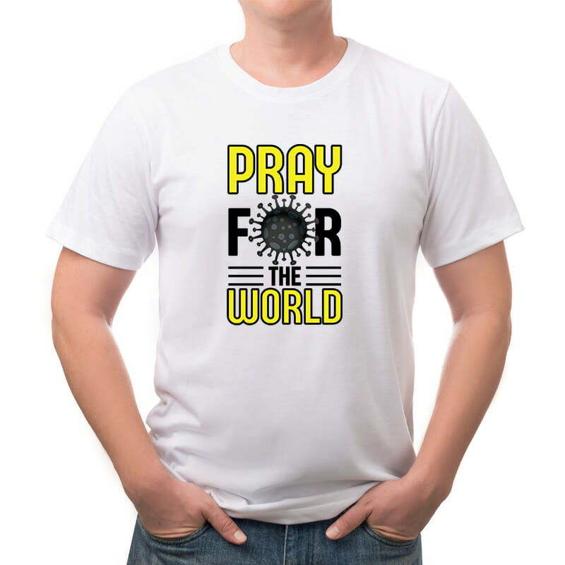 Pray For The World - CT51