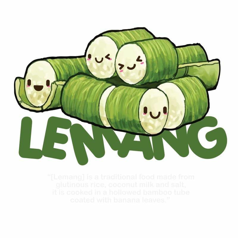 Lemang Raya Edition - CT51