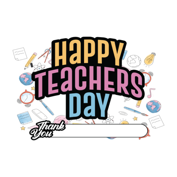 Hari Guru 3 Teacher's Day Edition - SM01