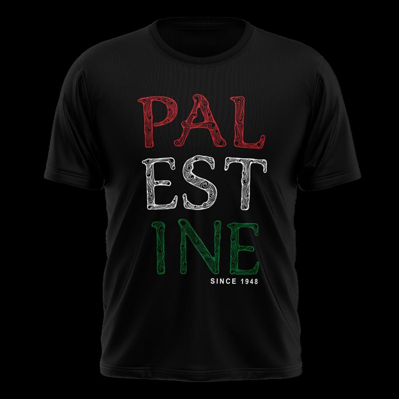 Palestine Since 1948 Black Palestine Edition - CT51