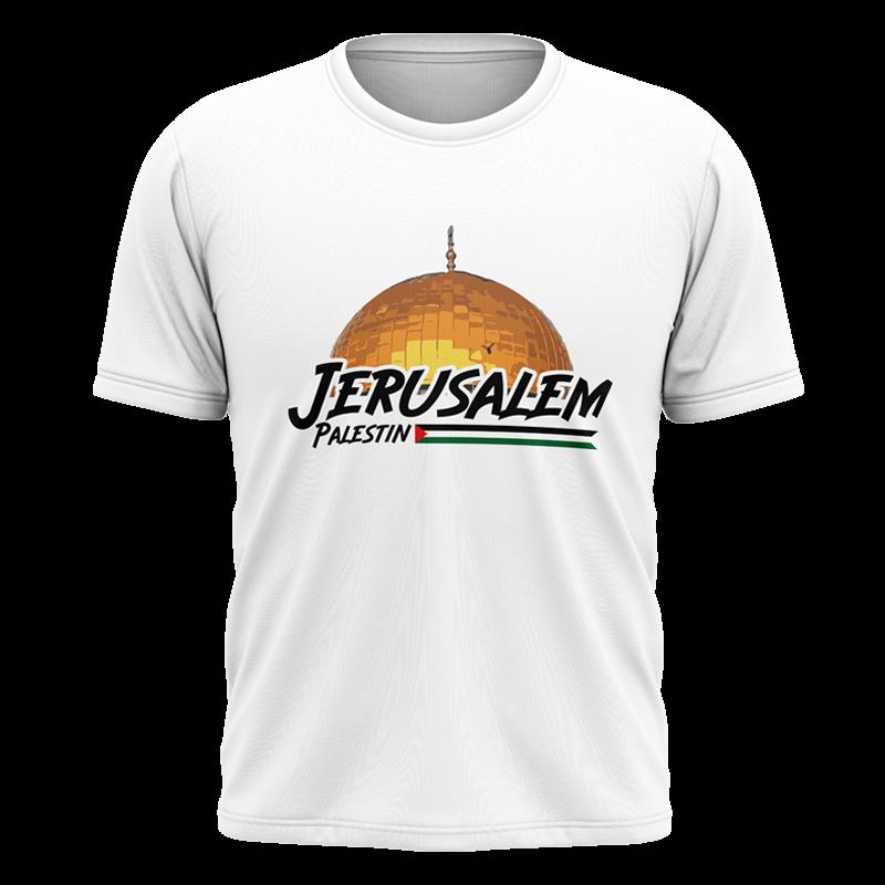 Jerusalem Palestin White Palestine Edition - CT51