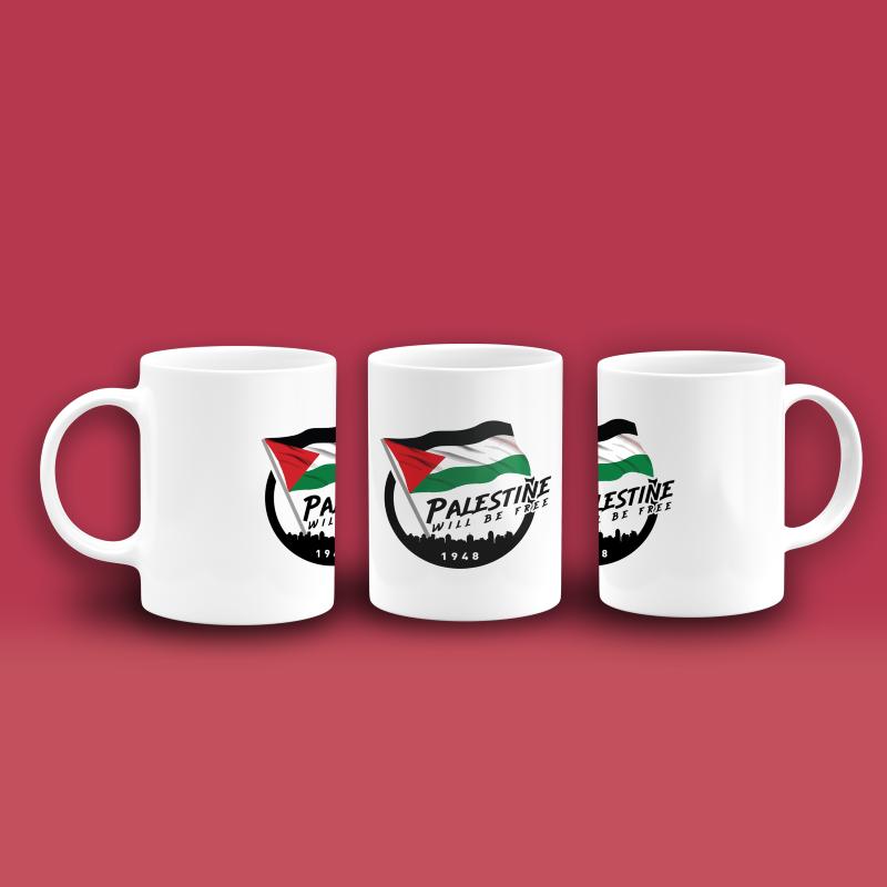 Palestine Will Be Free 1948 Palestine Edition - SM01