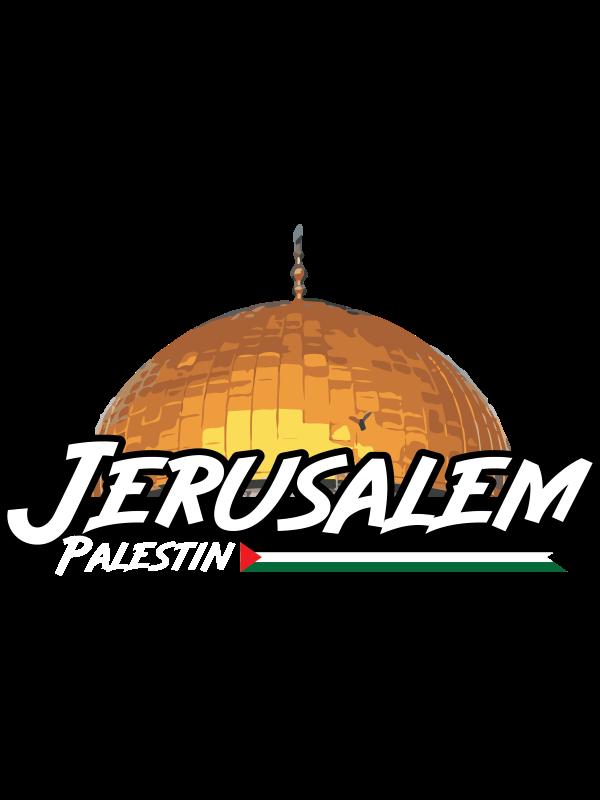 Jerusalem Palestin Black Palestine Edition - CT51