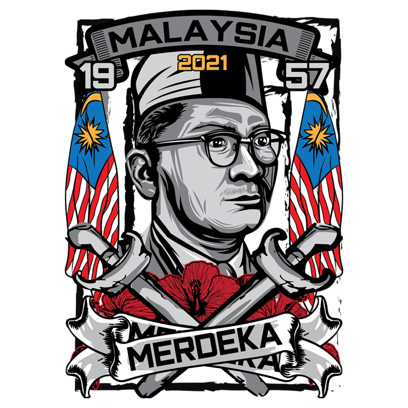 Design 1 Merdeka Edition - CT51
