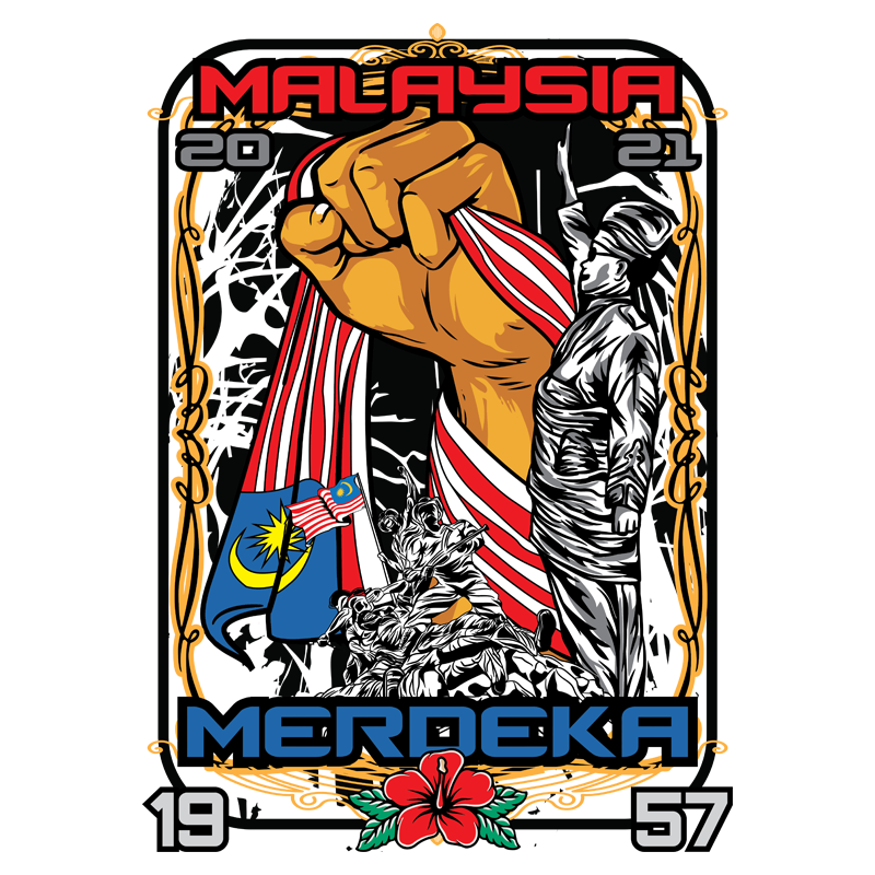 Design 2 Merdeka Edition - TB01