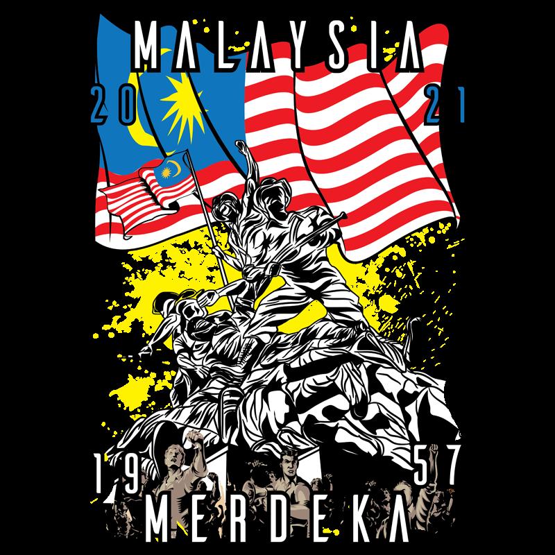 Design 5 Merdeka Edition - TB01