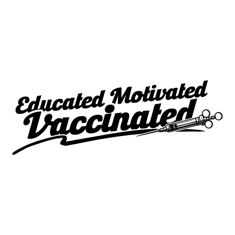 Design 1 Vaccinated Edition - TB01