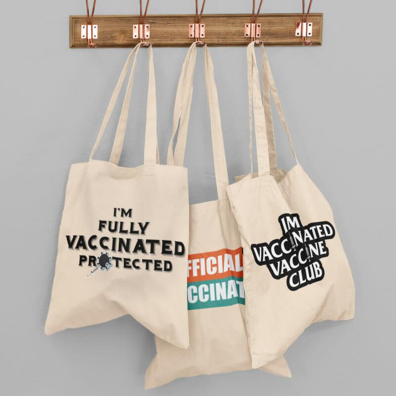 Design 9 Vaccinated Edition - TB01
